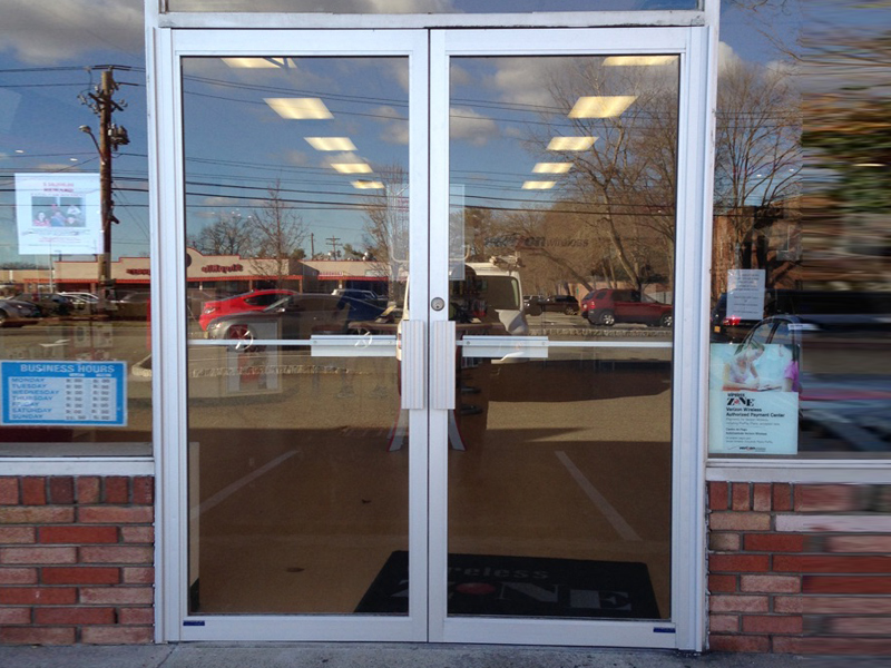 Commercial Doors Medford Ny After Long Island Commercial Glass
