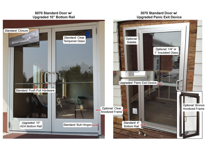 Entrance Door Terminology - Long Island Commercial Glass Repair ...